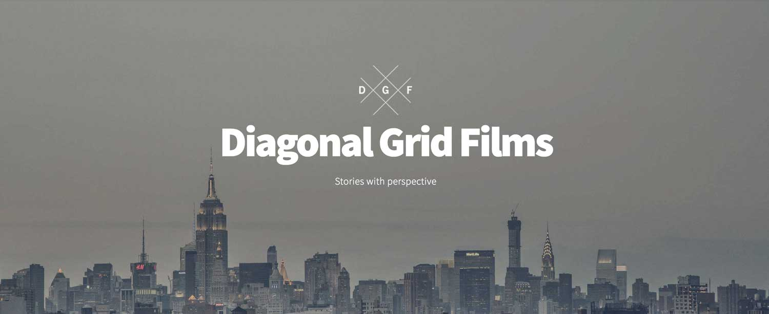 Diagonal Grid Films